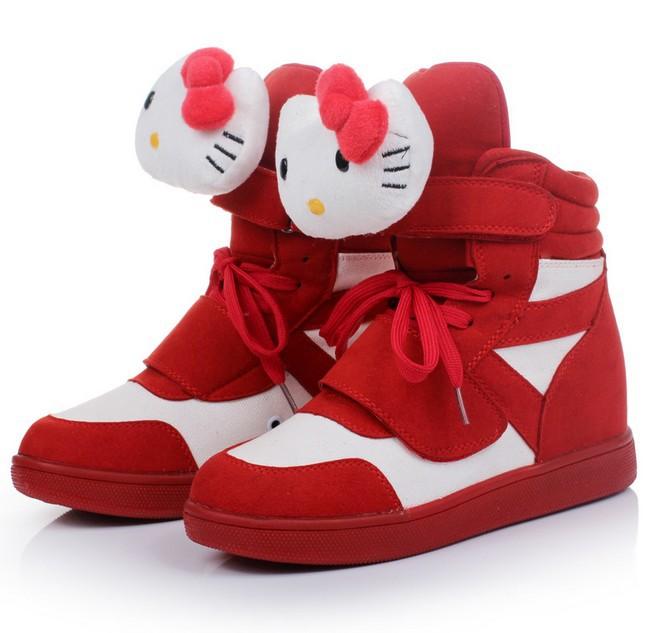 adult hello kitty sneakers
