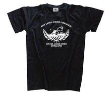 Ein Land ohne Grenzen ist der Acker jeden Unkrauts Merkel Border T-Shirt S - 3XL Harajuku Tops t shirt Fashion Classic Unique