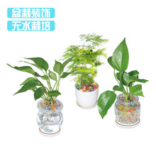 20pcs toys 20000 Paintball Crystal Water Ball Simulated Marine Life Paintball Ball DIY Gardening Plant Decoration Water Balloons