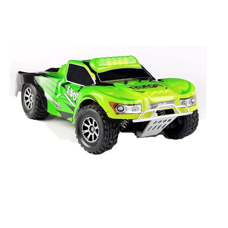 Voiture de course tout-terrain à grande vitesse A969 2.4G 4CH 4WD 45 Km/h 1/18 voiture de dérive RC échelle VS Wltoys A979/Wltoys A959 jouets de camion