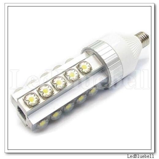 Free Shipping E27 E40 Cree LED Street Bulb Light 130lm W Solar LED Garden Bulb Lamp