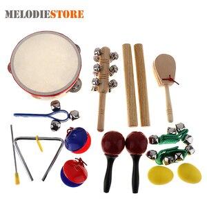 16Pcs Musical Instrument Set 1