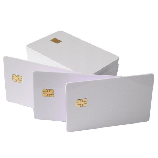 Free shipping by DHL , IC card ,smart card ,chip 4442 card,contact ic card, widely used in consumer systems ,min:500pcs