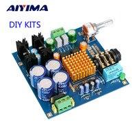 TPA6120A2 Hi Fi Headphone Amplifier Fever Audio Earphone Amp Diy Kit