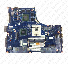 11S90002673 for lenovo ideapad Y500 laptop motherboard DDR3 Free Shipping 100% test ok цены онлайн