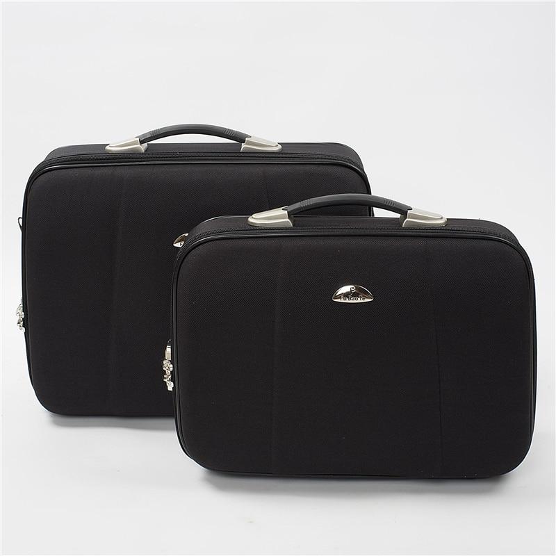 Finom ember üzleti táska Laptop táska bőrönd csomagtartó doboz - Szerszámtárolás - Fénykép 3