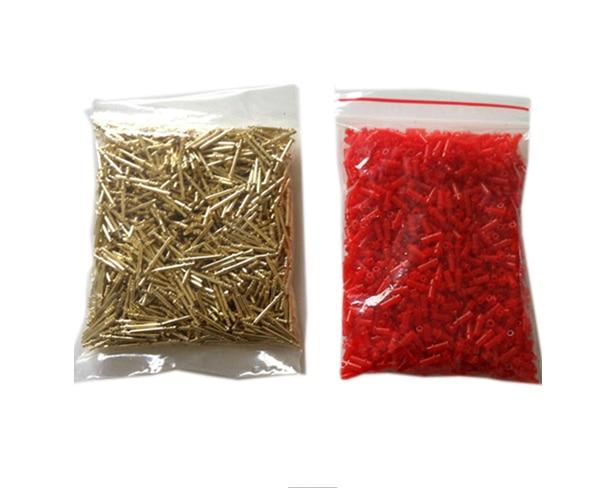 1000pcs Dental Lab Materials Die Model Pins 16mm