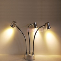 Led Hose Lamp Battery Rechargeable Lamp Lamp Jewelry Television Background Lamp Exhibition Road Shop
