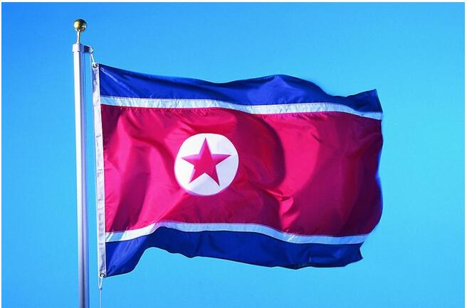 free shipping xvggdg North Korea Country Flag 3 x 5 foots International Banner image