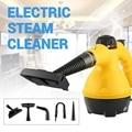 Pro Eu Plug многоцелевой Электрический пароочиститель портативный отпариватель бытовой очиститель вложения кухонная щетка инструмент