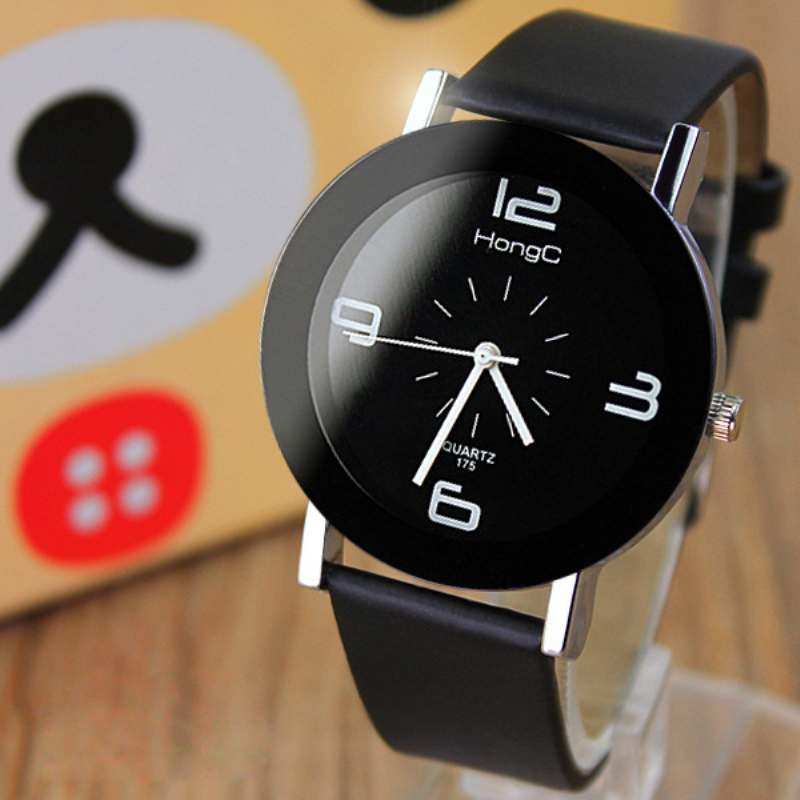 2016 Quartz Watch Women men Watches Ldaies Brand Famous Wrist Watch Female Clock Quartz watch Montre
