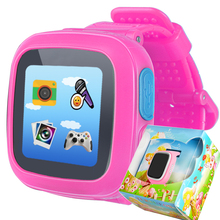 Happy New Year Chrismas Toys Gift Electronics Smartwatches Ten funny Games Kids Girl Boy Smart Watch for Children TURNMEON OK520