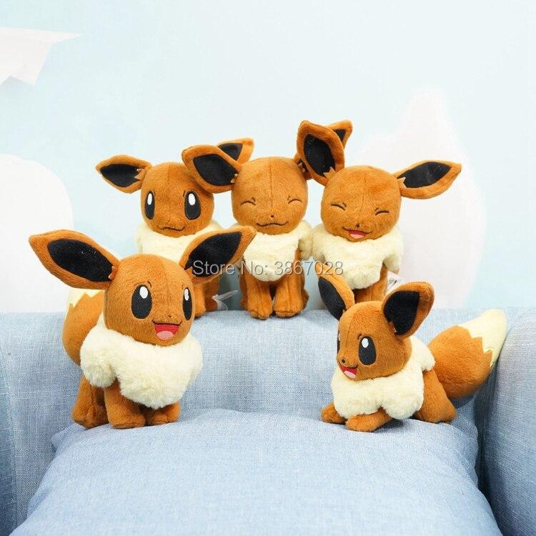 New Collection Kuji Sleeping Pikachu EEVEE Cushiion Plush Toy Plush Toy Gift Large 40cm