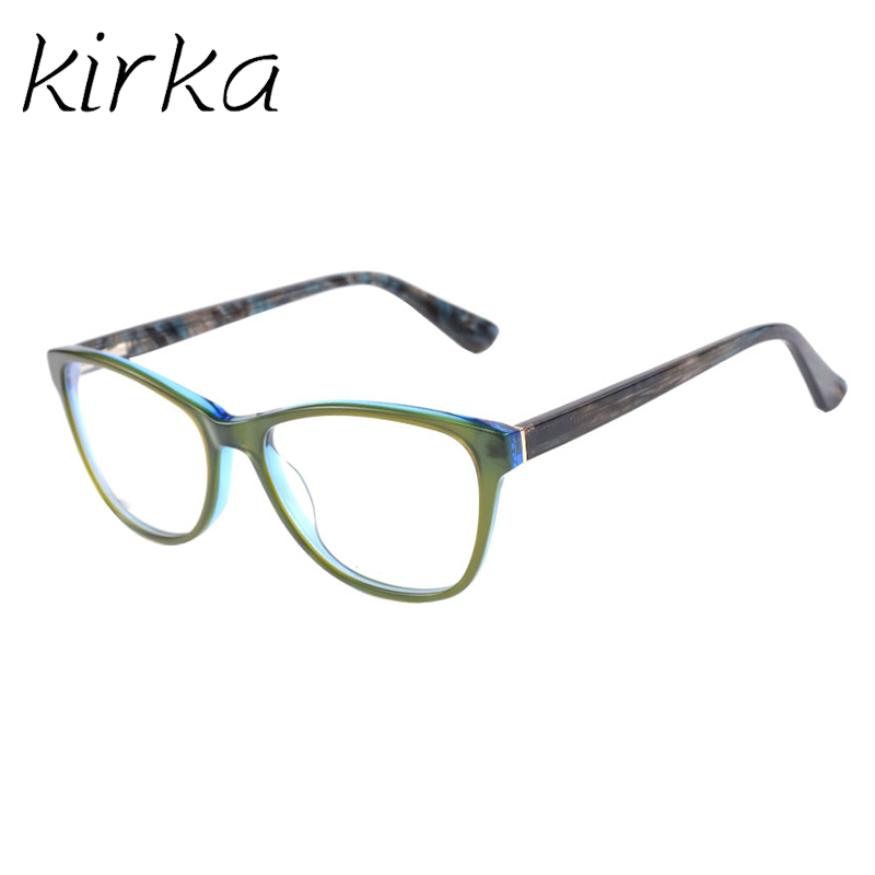 Acetate Frame Machine Tumbling Barrel Machine For Glasses Frames Eyeglass Machine Mail: Kirka Fashion Women Acetate Eyeglasses Frames Men Brand