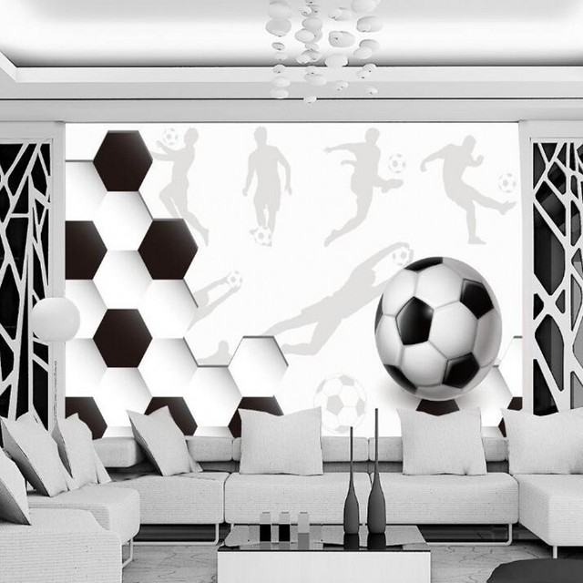 Beibehang Voetbal Wallpapers 3D Wallpapers World Cups