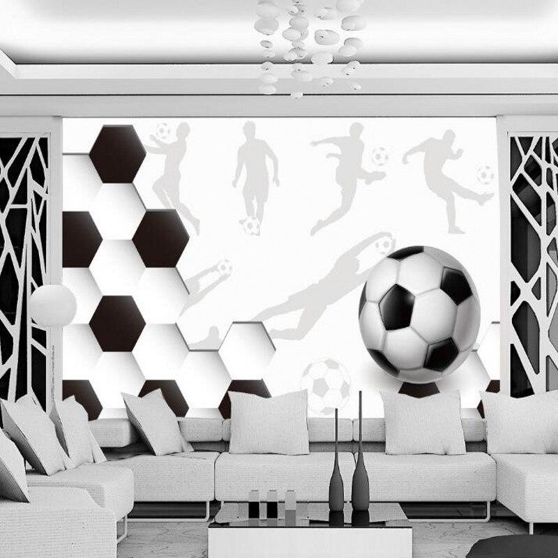 online kaufen gro handel fu ball wandmalereien aus china fu ball wandmalereien gro h ndler. Black Bedroom Furniture Sets. Home Design Ideas