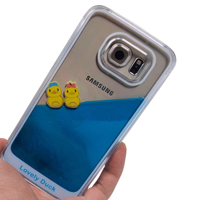 Swimming Duck Case for Samsung Galaxy