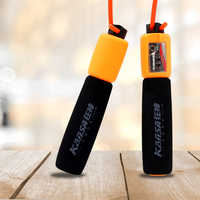 Heißer verkauf 3m Jump Seile Mit Zähler Sport Fitness Crossfit Einstellbare Schnelle Überspringen Seil