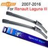 QEEPEI Windscreen Wiper For Renault Laguna 3 2007 2016 26 16 Car Accessories Auto Windshield Wipers