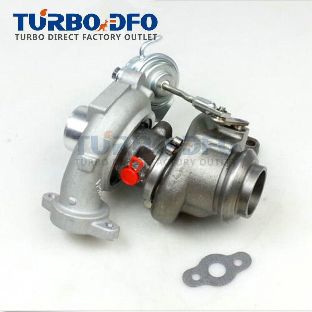 Полный Турбокомпрессор TD025S2 06T4 Turbo выполните турбины 49173 07507 для Citroen Peugeot 1.6 HDI 75/90 HP 9657530580 9657603780