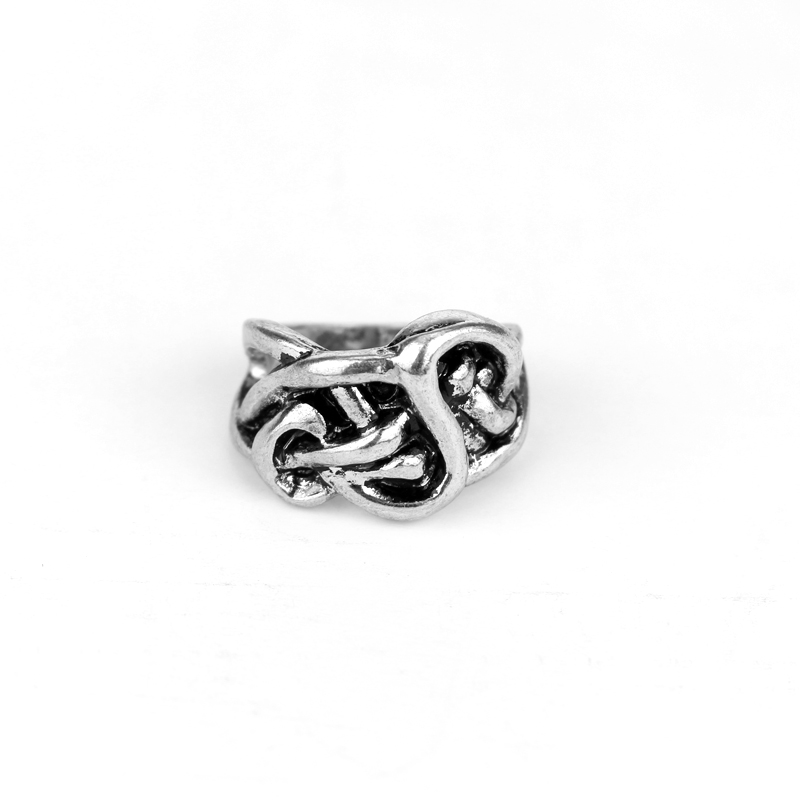 Popular Movie Lord Ring High Quality Retro Vintage Silvery