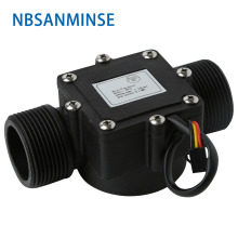 NBSANMINSE SMF-DN32 1.25 Inch Water flow sensor Petrochemical industry, small area control water plant