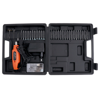 60pcs Set 12V 12000RPM Cordless Mini Drill EU Adapter Electric Grinder Rotary Tool Kit For Grinding