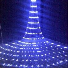 3X3 м 320 светодиодный водостойкий светильник-гирлянда с изображением водостойкого метеоритного дождя, Рождественская Свадебная гирлянда с изображением Сосульки