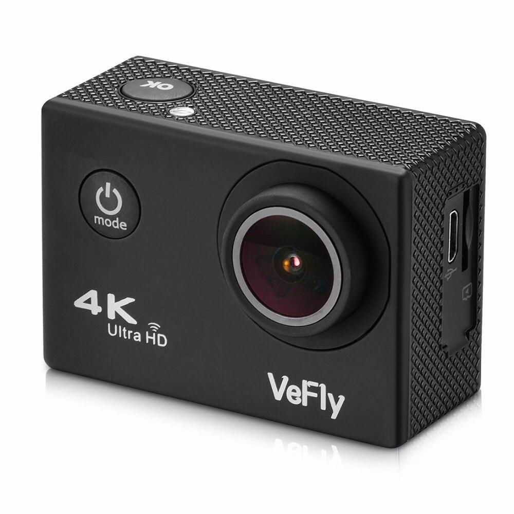 Экшенкамера Vefly Wi-Fi 4 К
