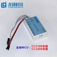CC3200 CC3100 TI Stellaris JTAG Singlechip Downloader Debugger Simulator