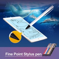 Rechargeable Capacitive Touch Screen Stylus Pen For IPhone 7 Plus 6S 4s IPad 3 2 IPod