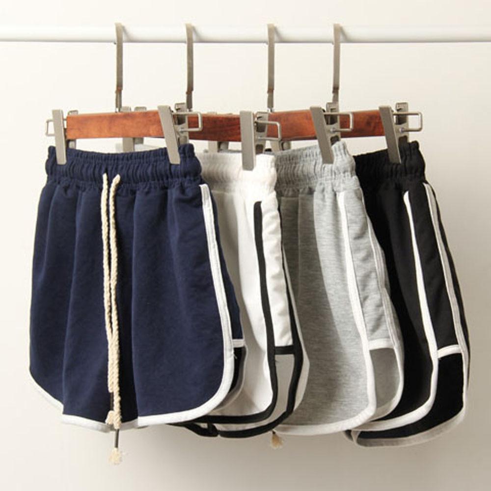 Womail Women   Short   FashionBeach Lady Summer Sport   Shorts     Short   Casual Cotton de deporte de cintura alta dropship j22