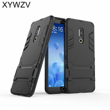 For Cover Meizu 15 Plus Case Shockproof Silicone Robot Rubber Phone Cover Case For Meizu 15 Plus Cover For Meizu15 Plus Coque