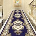 Европейский классический ковер для лестницы  домашний декор  коридор  ковер для отеля  прохода  коврик для прихожей  индивидуальный коврик д...