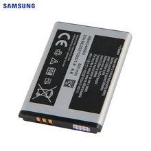 SAMSUNG Original Replacement Battery AB463446BU For Samsung S139 M628 X520 F258 E878 E1200M E1228 Authentic Phone 800mAh