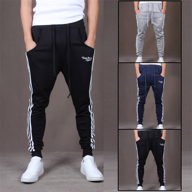 2a61ac6df3 Mens Skinny Joggers Pants GymShark Luxe Fitted Tracksuit Bottoms ...