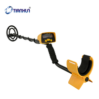 MD 6150 Gold Finder Machine Deep Underground Searching Metal Detector Professional Treasure Hunting