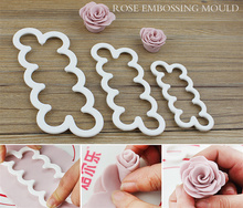 3pcs cutter Sugarcraft Decorating