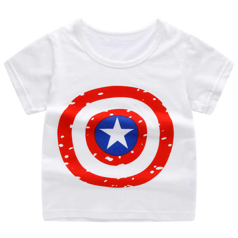 06090507b ... Baby Boys Short Sleeve T-Shirt Kids Infant Fashion T Shirt Girls Cotton  Clothes Girls ...