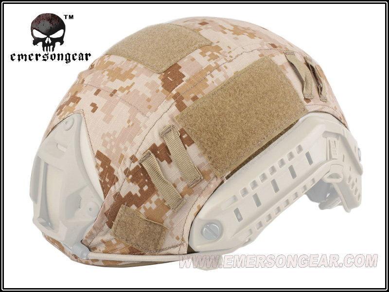 Prix pour Emerson FAST accessoires de casque casque couverture AOR1 EM8825C