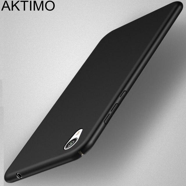 Moda Para Sony Xperia XA1 XA Ultra Fino 360 Capa de Corpo Inteiro Caso duro Para PC Sony Xperia XA 1 Ultra Z5 Compacto Premium caso