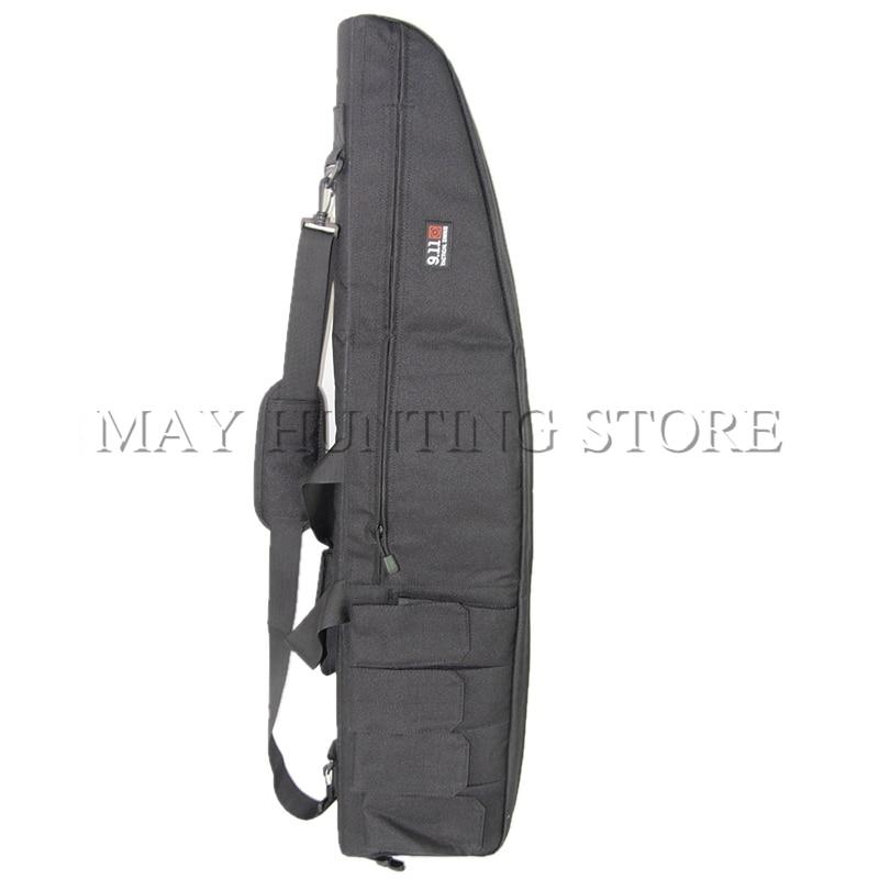 New Tactical Airsoft Shooting 92cm Gun Bag Case Paintball Hunting Rifle Carbine Shotgun Shoulder Carrying Gun Bag 5 Color