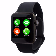 2016 iwo 2ndอัพเกรดบลูทูธsmart watch iwo 2 mtk2502c pedometer h eart rate monitor s mart w atch iwo 1:1สำหรับandroid iphone 7