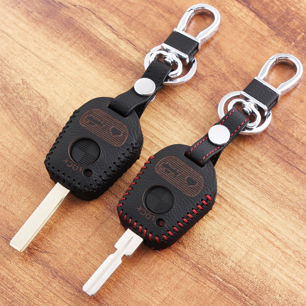 Fashion Men And Women S Car Leather Key Case Cover