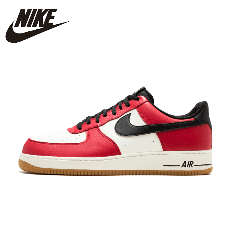 560326bc6c NIKE AIR FORCE 1 LOW AF1 Original Mens And Womens Skateboarding Shoes  Breathable Stability Sneakers For