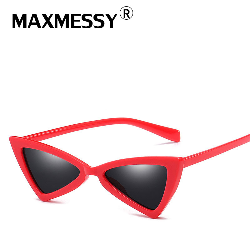 MAXMESSY 2018 Hot Sale Sport small drop shaped glasses frame Outdoor Camping sunglasses UV Protection Hiking Eyewear starslike