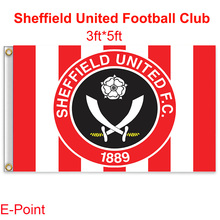 England Sheffield United FC decoration Flag A 3ft*5ft (150cm*90cm)