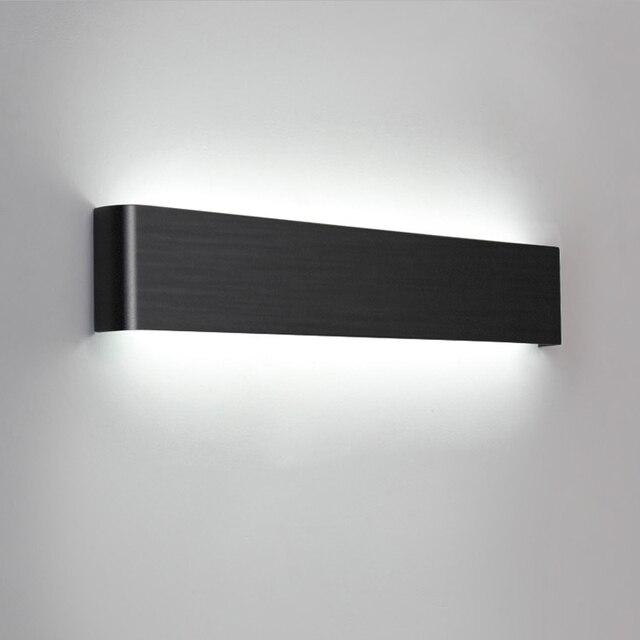 Moderno Led lampada da parete In Alluminio luci specchio bagno ...