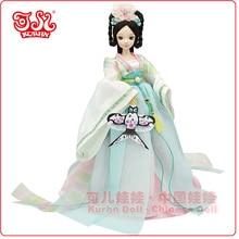 Kurhn Новое поступление Китайская традиционная принцесса кукла-Весенняя Фея#9108