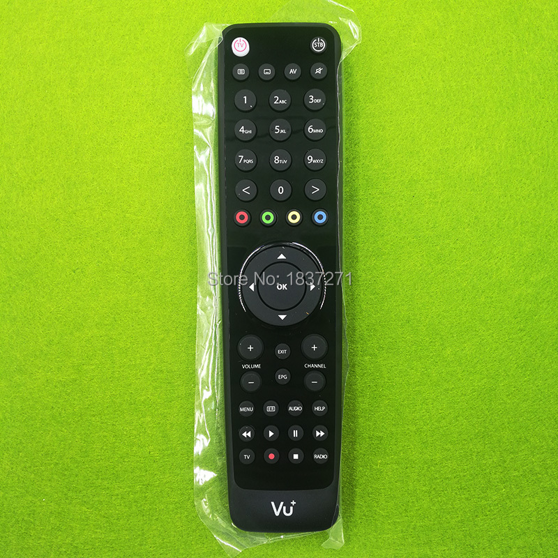 Punctual Original Remote Control Rc2424516/02 3139 238 22552 For Vu+ Solo 2/meelo Se/vu Solo2 Se Sat Tv Set-top Box